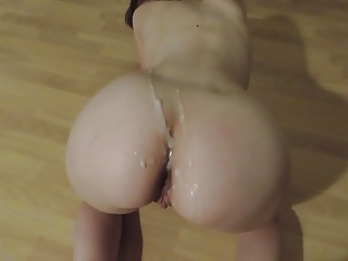 Huge Cumshot On Ass