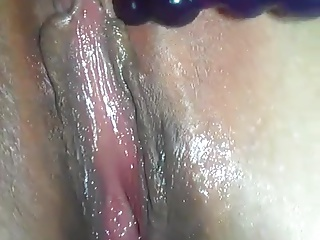 Bbw German homemade amateur masturbation Part 08 plug dildo
