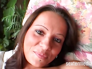 Jasmin aus Deutschland alleine am Ballermann
