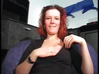 German Redhead Plays