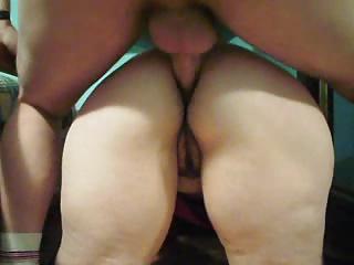 amateur anal creampie-por el culo