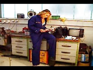Janette's 1. Arbeitstag