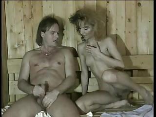 Razz- in sauna con uno sconosciuto