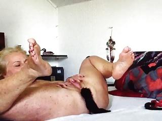 Ganbang-Whore trained, Ausbildung zur Gangbang-Fotze