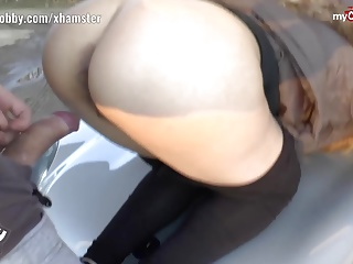 My Dirty Hobby – LillyLil hart anal benutzt und public