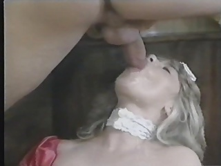 Mature gets her ass drilled by fat young dick – vintage