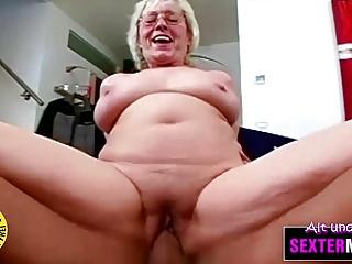Oma ist die Beste!!! Ich leg mich weg!