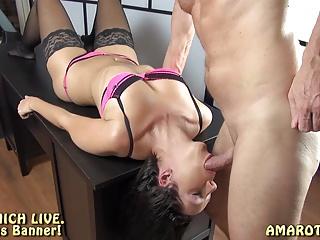Annabel-Massina: Sperma Bombe