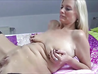 German mature fucked by friend in front of her husband