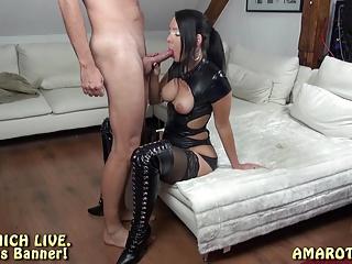 Annabel-Massina: Ich leck deinen heissen Arsch