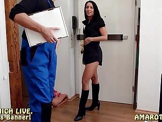 Annabel-Massina: Mein 1. Anal – Orgasmus