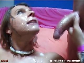 Multi Cum Cum Gangbang – Sexy Susi – P1 —–