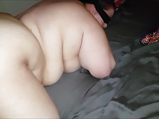 Amateur BBW Melanie loves to be used