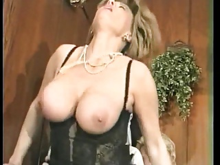 Busty mature can't get enough – german vintage