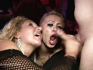 Cum, Cum, Cum at the Disco – Tekohas, Natalie & Friends –rw
