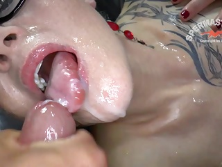 Quit New: Cum Slut Klara – Sperma-Studio