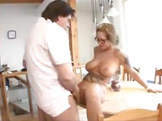 Geman hot mature fuck