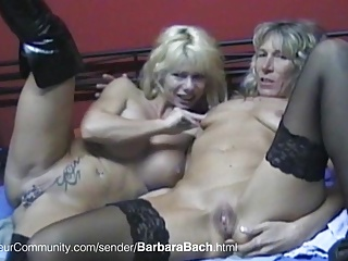 German MILF Barbara