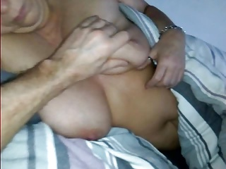 Natural Tits wipping