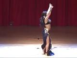 Alla Kushnir sexy Belly Dance part 132