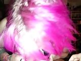 Babe Head #132 Punk Rocker Slut named Pinky