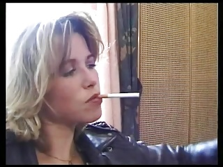 German Smoking Fetish