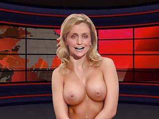 Striptease von Sandra Maria Gronewald  in Hallo Deutschland