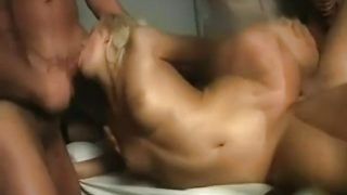 Three Cocks for Dirty Blonde