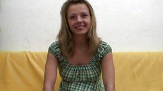 German Teen Tina Casting