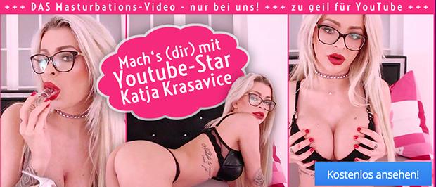 Katja Krasavice So bläst richtig Teil 2