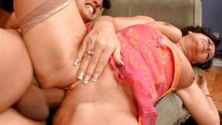 DE BELLA ANAL MATURE BBW WISH FUCK HER TROIA