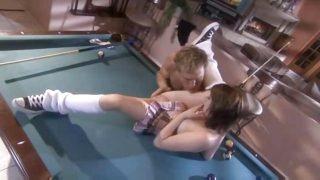 Young Girl Seduces Daddys Employee – Lexi