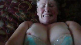 Grandpa's Booty – Tina's big tits bounce