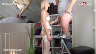 My Dirty Hobby – Blonde MILF in afternoon quick fuck